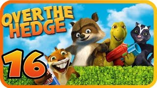 Over The Hedge Walkthrough Part 16 (PS2, GCN, XBOX, PC) Mission 28 & 29 [100% Objectives]