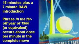 Predicting the future - GM Futurama Movie, Part 1