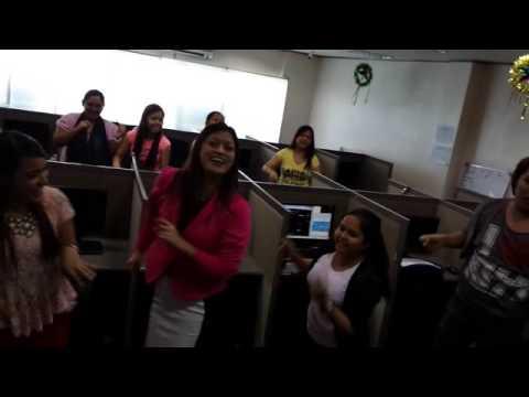 Maam Myx HBD Video Presentation By MAGI Davao.