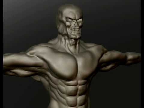 My first Sculptris model