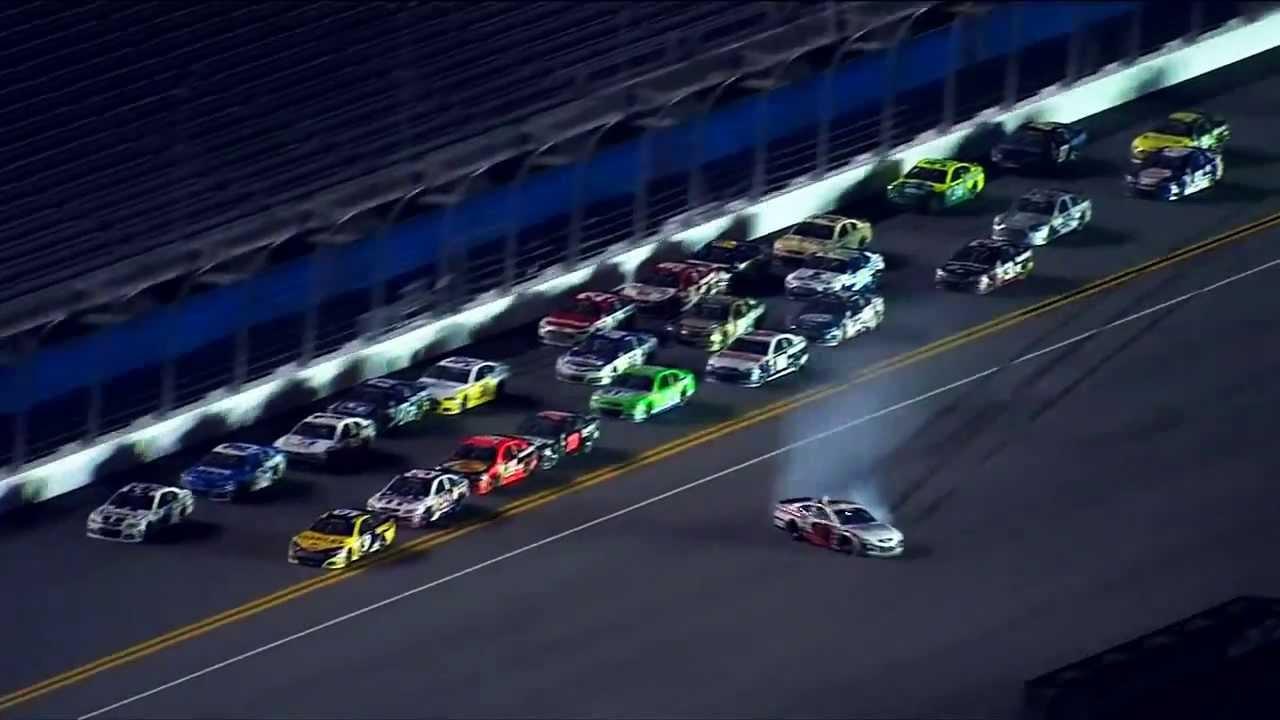 2013 NASCAR Crash Compilation - YouTube