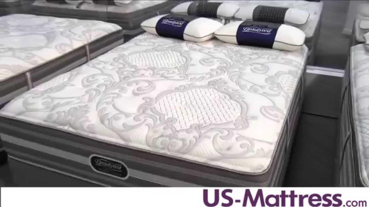 simmons beautyrest recharge world class milliani plush mattress - Simmons Beautyrest World Class