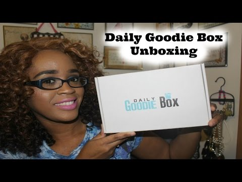 DailyGoodieBox-FREE SAMPLES