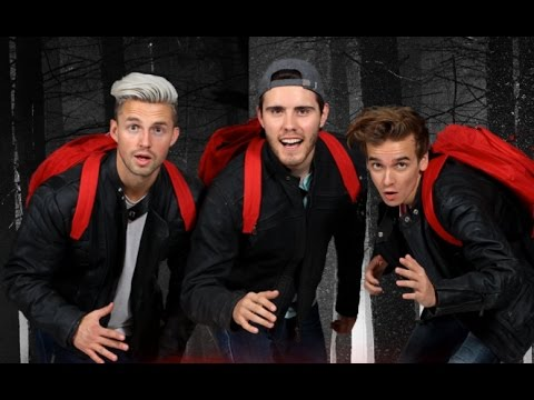 Release The Hounds  The YouTubers with Alfie Deyes, Marcus Butler and Joe Sugg