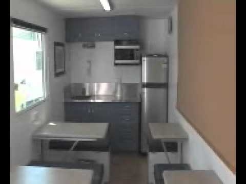 coal gas camps rolling camp mining camp site office.wmv