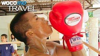 Thailand - Kinder im Ring (360° - GEO Reportage)