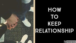 HOW TO KEEP A RELATIONSHIP || 3RD VLOG || LION QUEEN