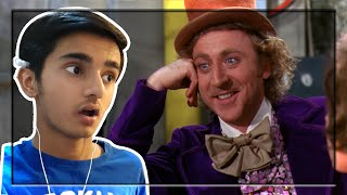 IT WAS RIGGED :Film Theory: WiĮly Wonka RIGGED the Golden Tickets Reaction