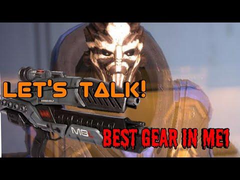Spectre Master Gear|Let's Talk Mass Effect