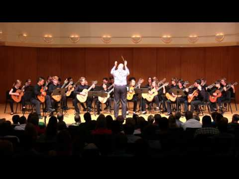 2016 GFA Youth Guitar Orchestra