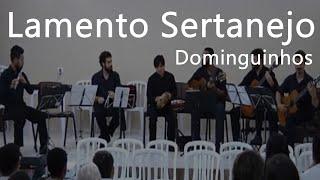 Dominguinhos - Lamento Sertanejo • Projeto Semeando Música