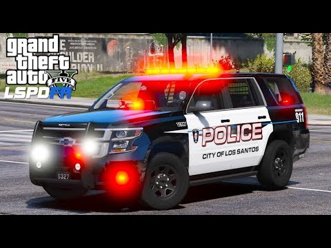 GTA 5 LSPDFR #566 | Back On Patrol With The Los Santos Police Department | Live Stream
