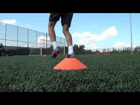 Technique sans ballon  Entraînement privé avec Antonio Ribeiro