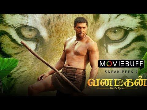 Vanamagan - Moviebuff Sneak Peek 2 | Jayam Ravi, Sayyesha Saigal - Directed by Vijay