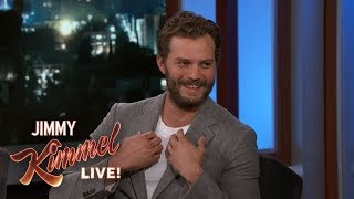 Jamie Dornan on Drinking in Ireland
