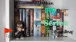 Mein DVD Regal Teil 1 Meine Serien und DVDs