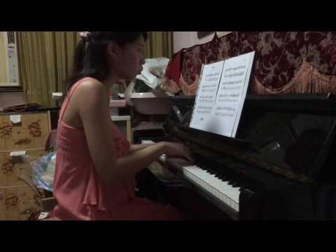Jay Chou 周杰伦  - 明明就(Ming Ming jiu) Piano Cover