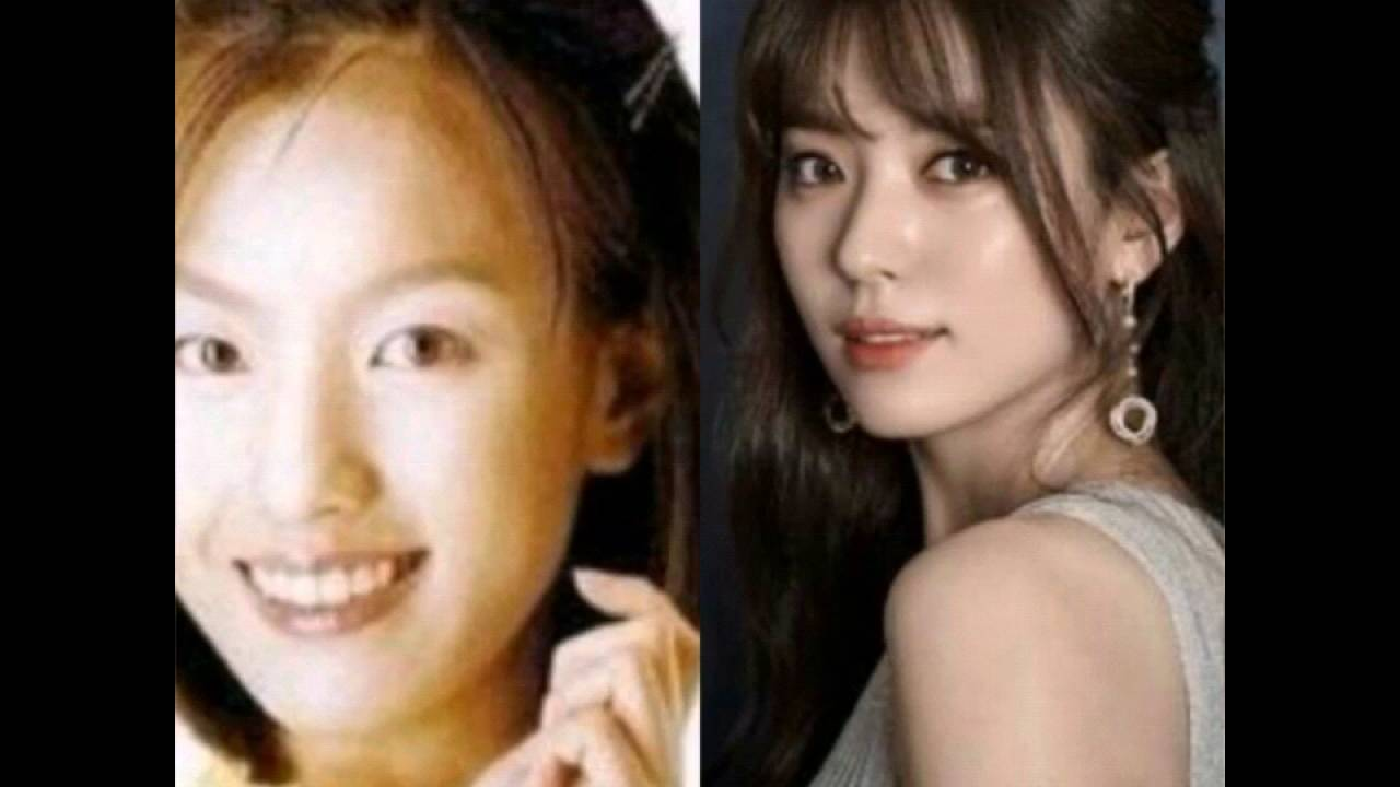 kpop idols before and after - youtube