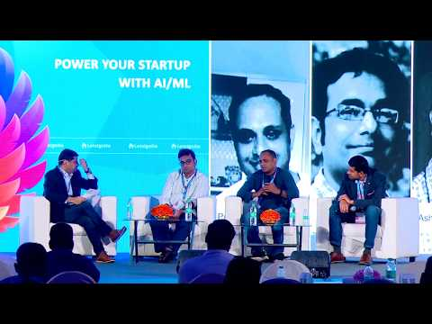 Panel Discussion: Power your Startup with AI/ML