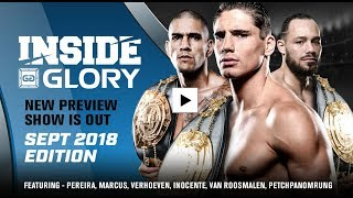 Inside GLORY - September 2018