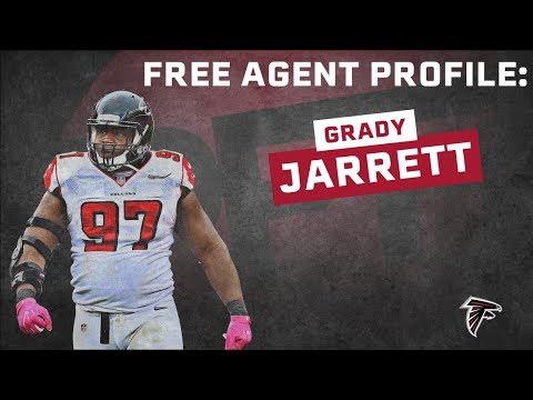 Free Agent Profile: Grady Jarrett   PFF