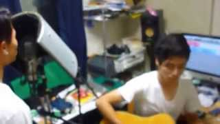 We are never ever getting back together - Lukii Juliano & Kazuki acoustic cover in Parody