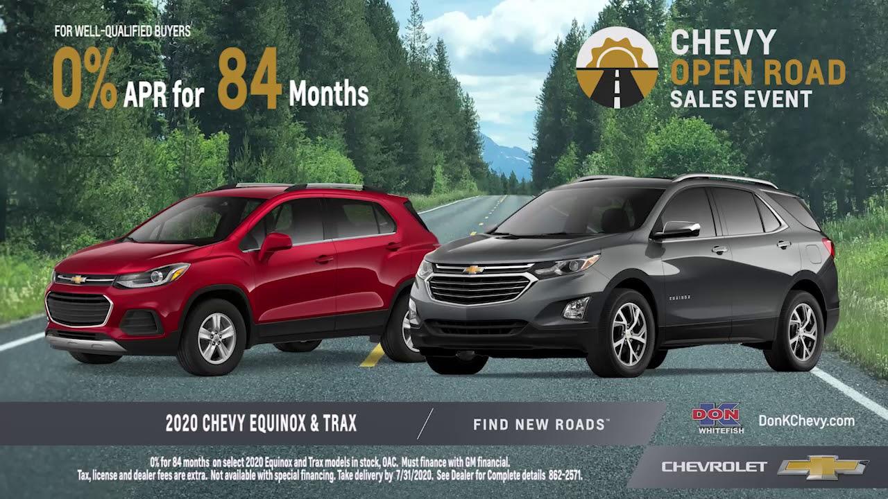Don K Chevrolet 0 Financing Youtube