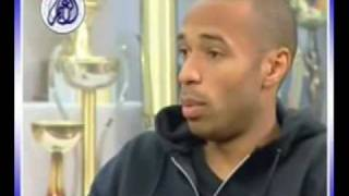 Thierry Henry se converti à l'Islam Al jazeera Sport Channel