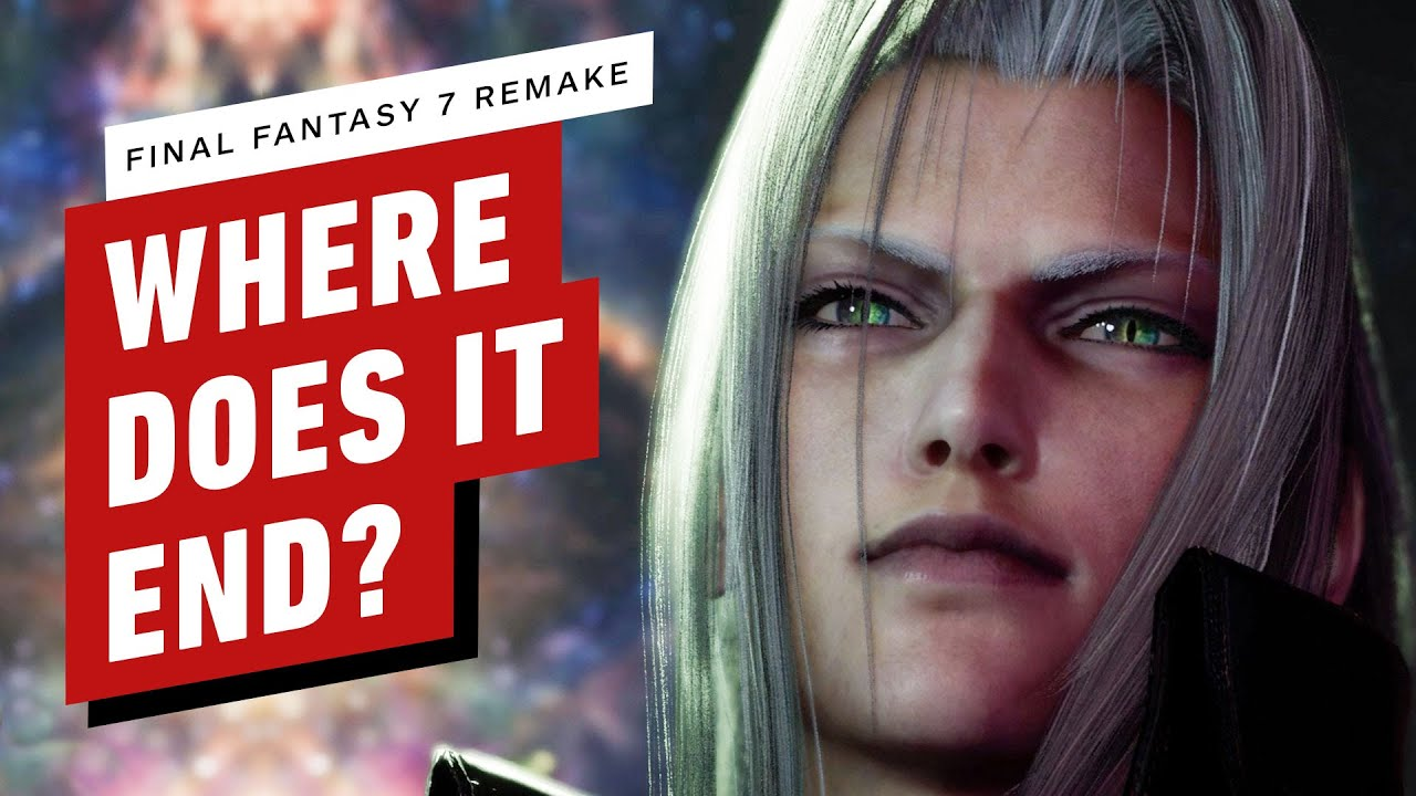 Where Does Final Fantasy 7 Remake End? - IGN