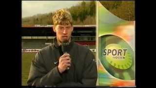 FC Erzgebirge Aue   -   1. FC Union Berlin    Regionalliga Nord 2000/2001