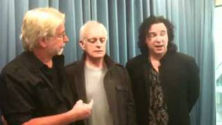 YES Members Tony Kaye and Billy Sherwood
