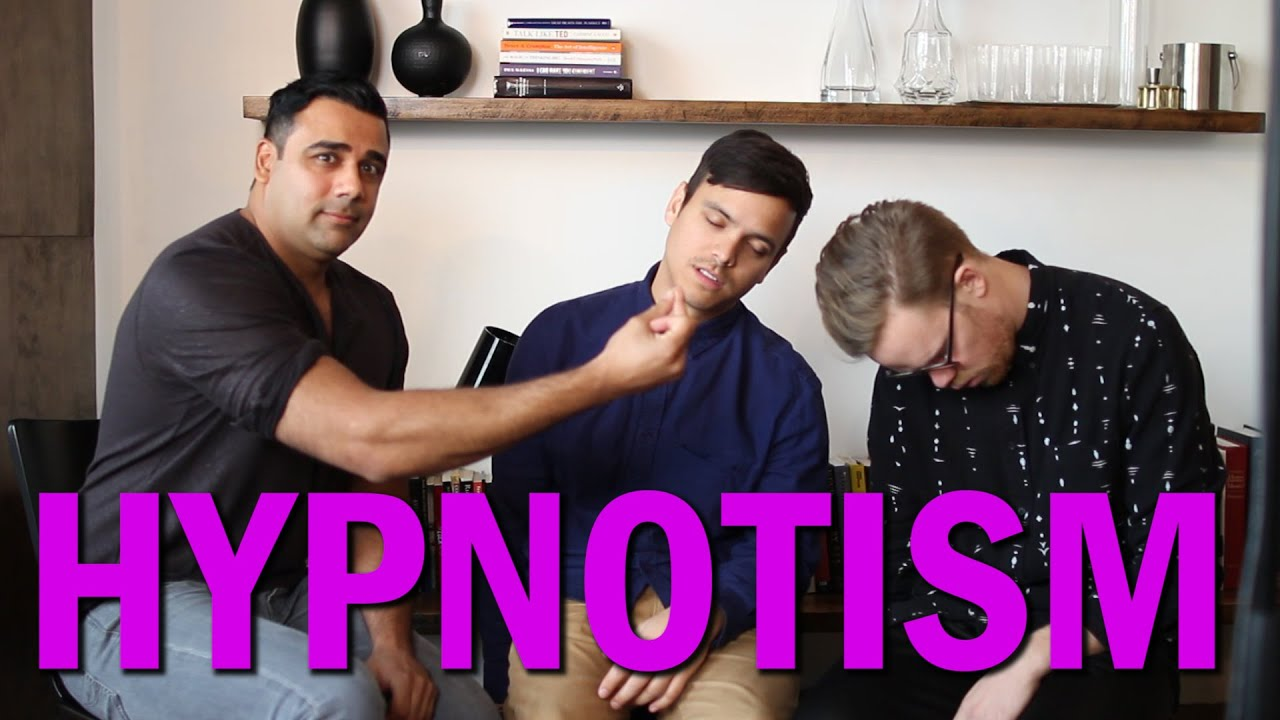 Hypnotized gay video