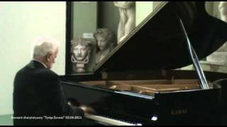 Fryderyk Chopin, Polonez As-dur op.53 - Janusz Olejniczak