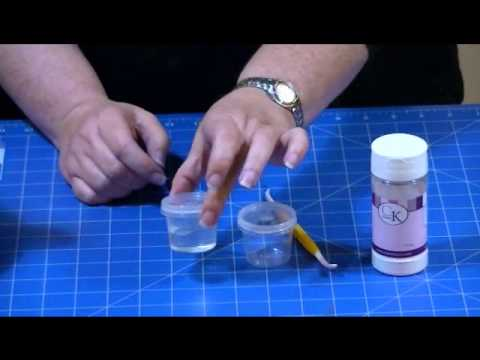 How To Make Edible Glue