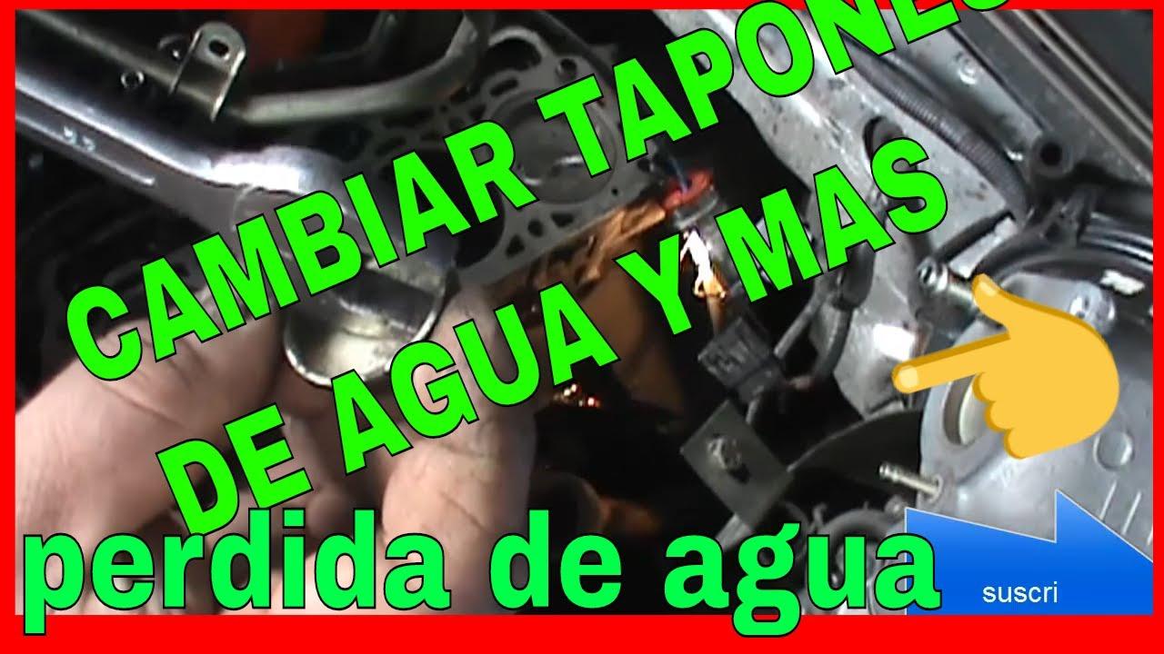 Sellos De Agua Motor Youtube