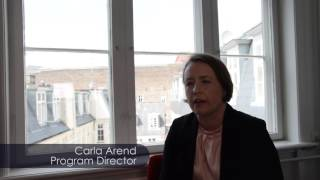 Carla Arend Discusses the Current Status of Private and Public Cloud