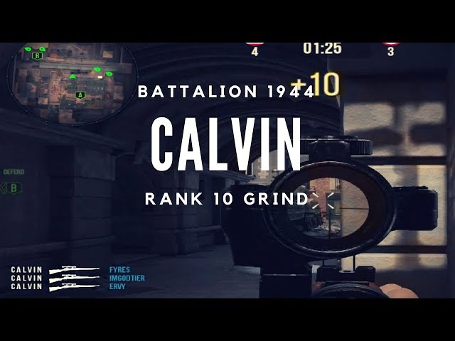 BATTALION 1944 FRAGS by calvin #2