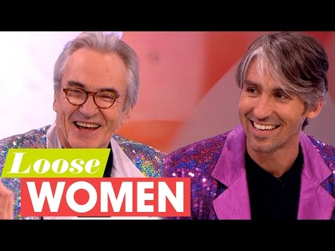 Larry Lamb Had No Problem With His Son's Girlfriends Staying Over  Loose Women