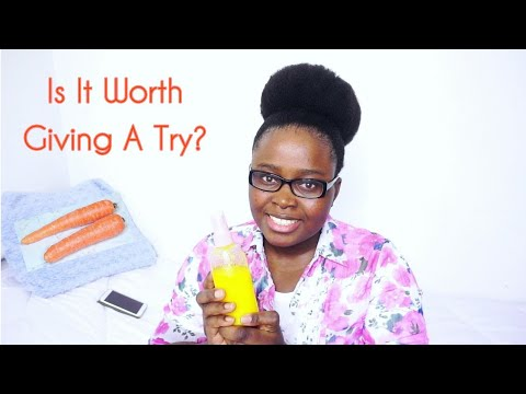 Carrot oil update | Is it worth giving a try? Find out in this video.