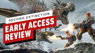 Second Extinction Early Access Review (Video Game Video Review)