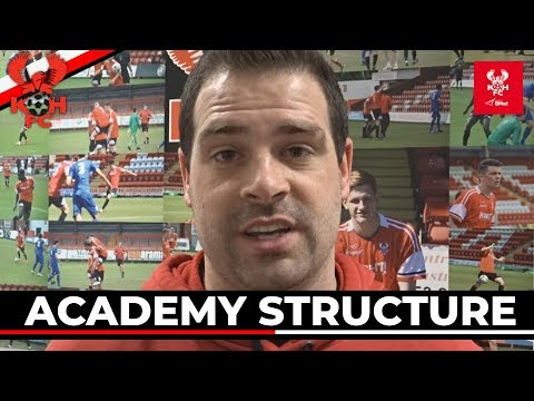 Academy Structure: Explained!