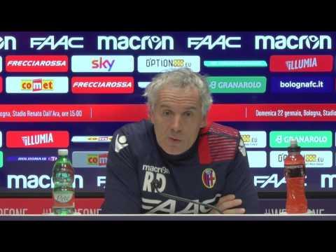 Conferenza Stampa Donadoni pre Bologna-Torino (21/01/'17)