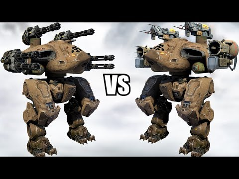 Griffin (Punishers) vs Griffin (Tarans, Magnums) - AnakinTEST #7   War Robots