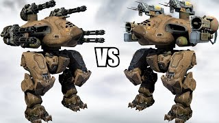 Griffin Punishers Vs Griffin Tarans Magnums   AnakinTEST 7  War Robots