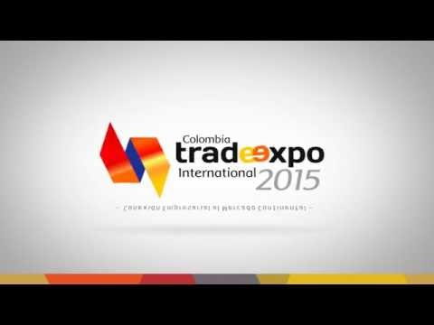 Colombia Trade Expo International 2015, Miami Sept. 11 - 13