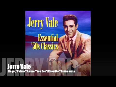 Crooner Jerry Vale remembers his big breaks and hits! INTERVIEW