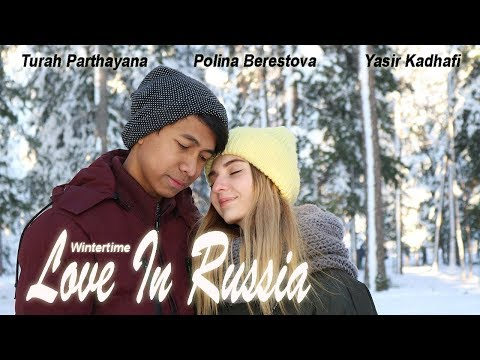 Love In Russia Wintertime - Short Movie Indonesia