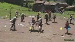 DANZA DE CARNAVAL EN CUYO GRANDE -  PISAQ - CUSCO - PERU