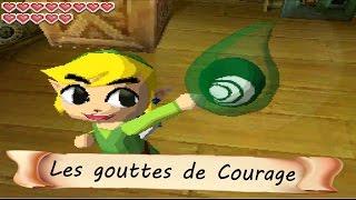 Zelda Phantom Hourglass : Les Gouttes de Courage