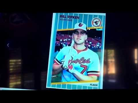 The FF baseball card story told by Billy Ripken himself.